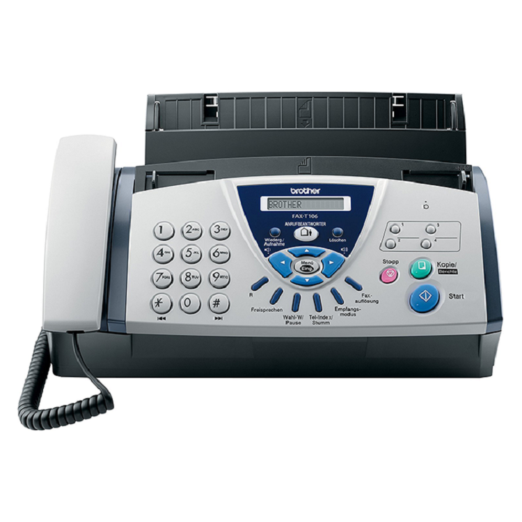 FAX BROTHER T 106