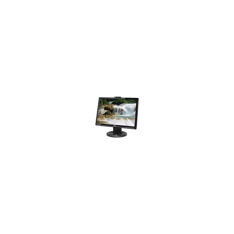 "Asus 22"" Wide MM + Web Black"